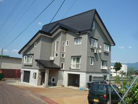 ソーラーサーキットの家