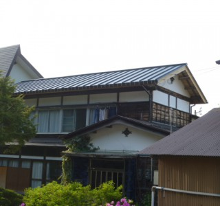 屋根替え工事のリフォーム後画像