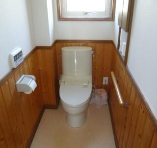 トイレ 1DAYリフォームのリフォーム前画像